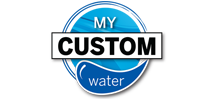 My Custom Water Logo